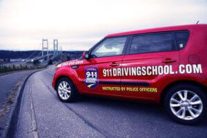 Driving School Vehicle