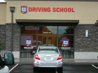 Driving School Camas