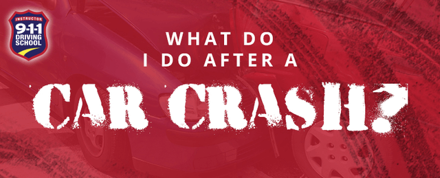 Tips for after a car crash
