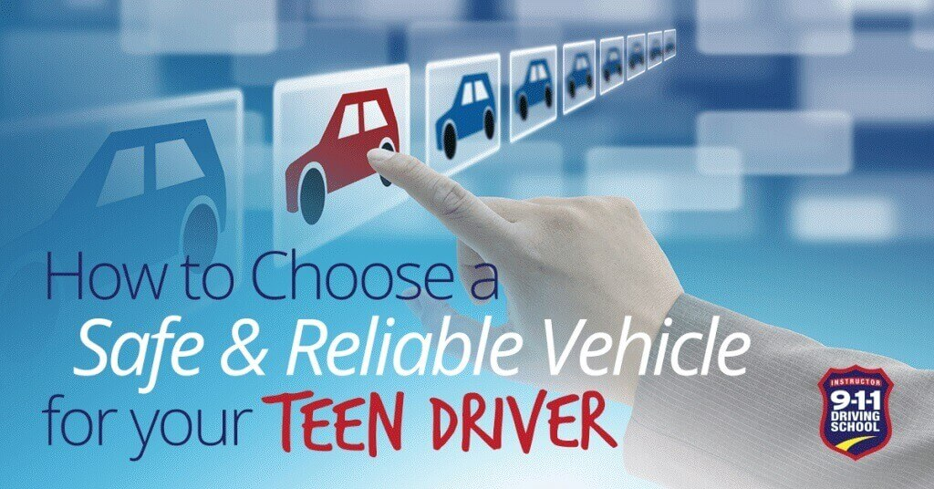 Choose a safe car for your teen