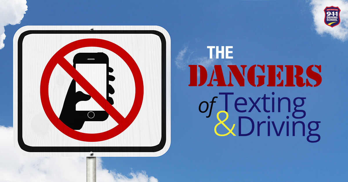 The Dangers of Texting and Driving