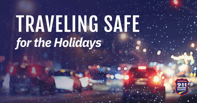 Traveling Safe for the Holidays