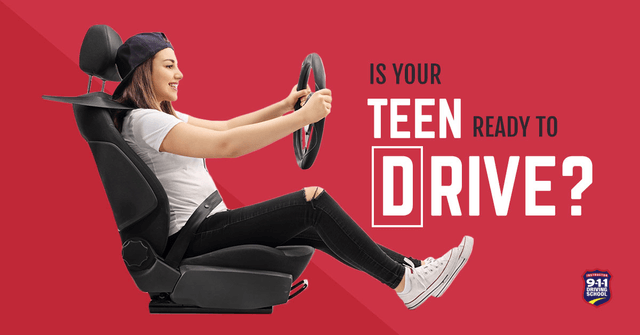 Is Your Teen Ready to Drive? | 911 Driving School