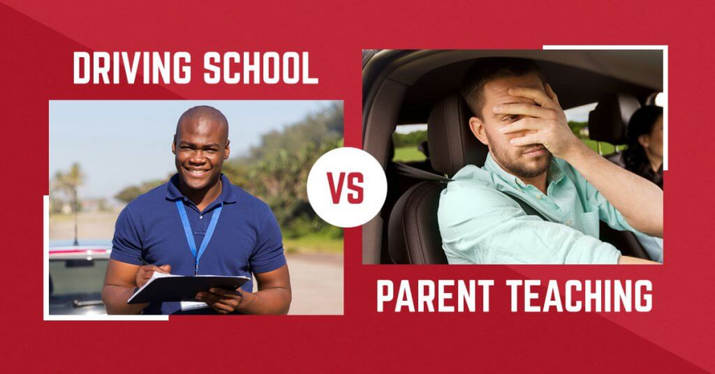 Driving School vs Parent Teaching | 911 Driving School