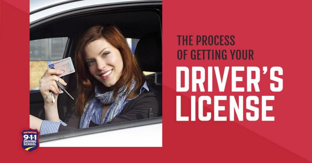 The Process of Getting Your Drivers License | 911 Driving School