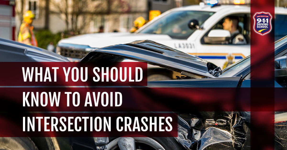 Avoid Intersection Crashes