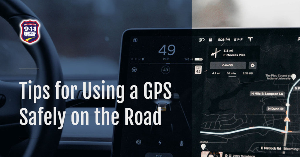 GPS safety tips