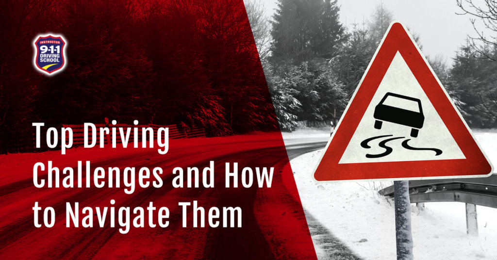 Top Driving Challenges