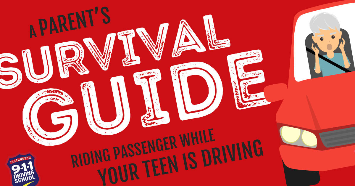 A Parent's Survival Guide to Teen Driving | 911 Driving School