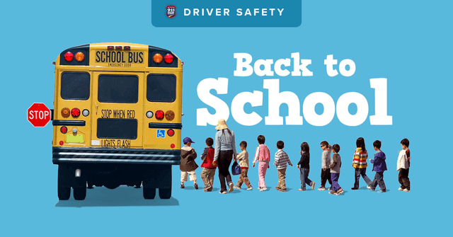Driver Safety Back to School | 911 Driving School