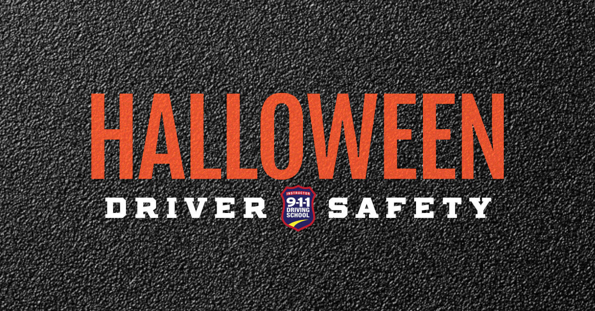 Driver Safety Halloween | 911 Halloween