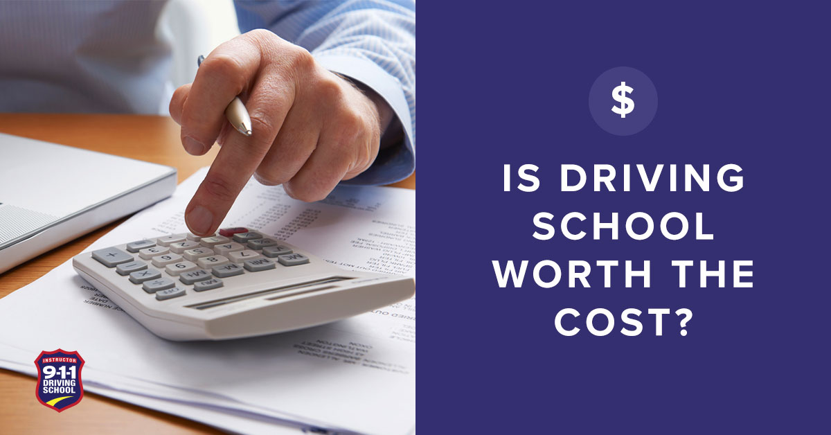 Is Driving School Worth the Cost? | 911 Driving School